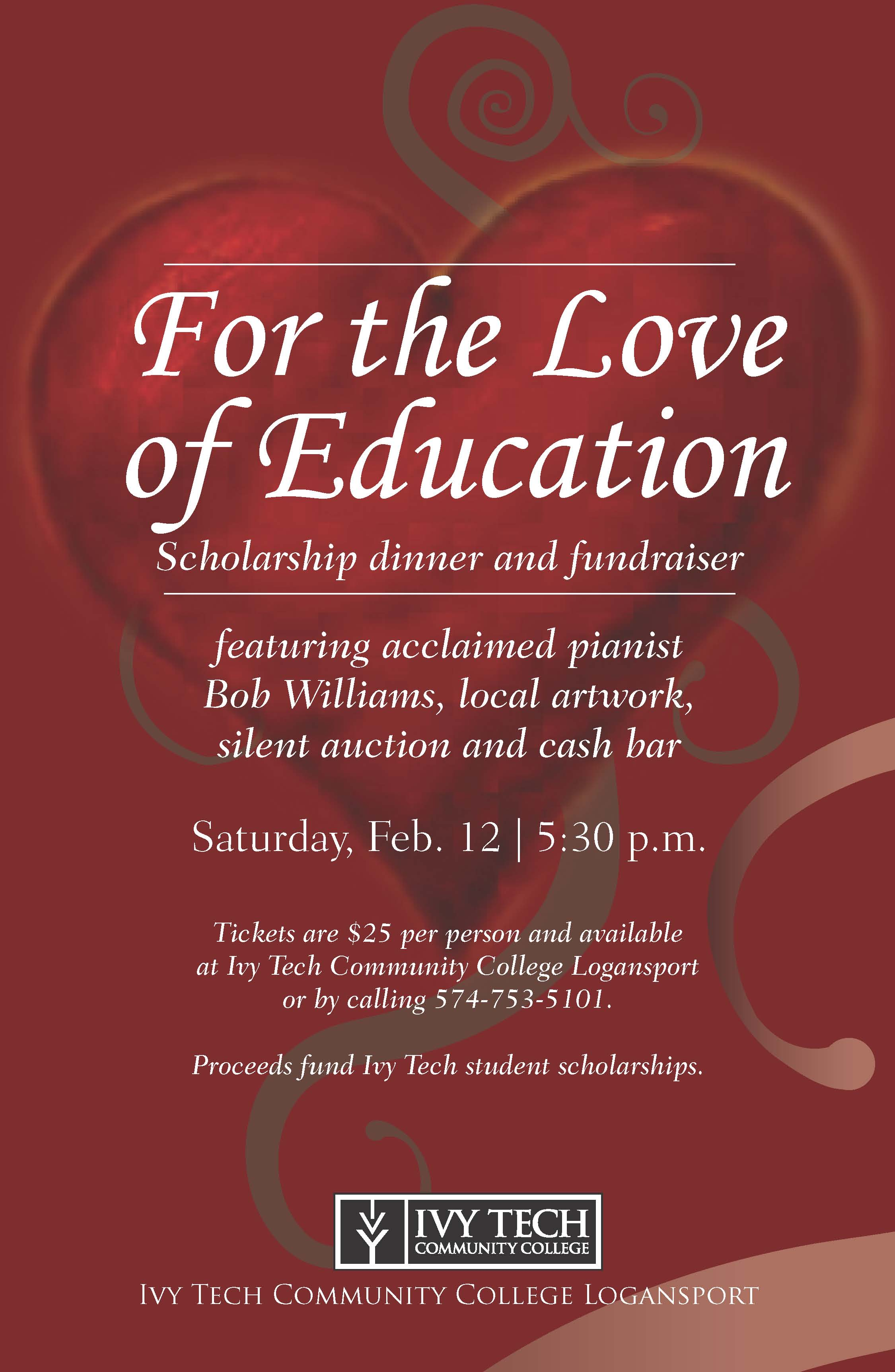 Ivy Tech Logansport to host second annual scholarship ...