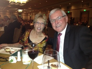 Ann and Bill Friend of Macy were among the Kokomo Region supporters at Ivy Tech Community College's 50th Anniversary Gala in Indianapolis.  Friend represents House District 23 in the Indiana General Assembly.