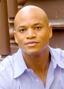 Best-selling author Wes Moore