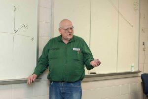 Kapraun has taught at Ivy Tech sites since 1997