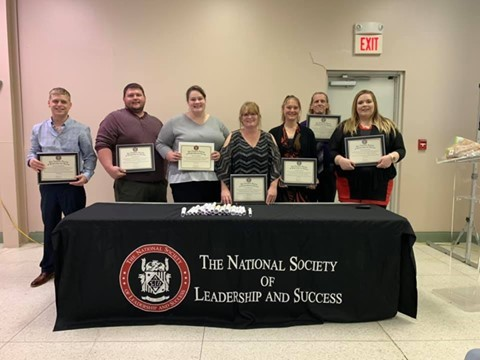 2019-04 NSLS Kokomo chapter officers